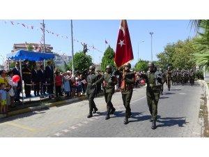 30 Ağustos Zafer Bayramı Edremit'te kutlandı