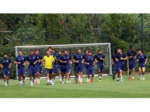 Fenerbahçe'de Kayserispor maçı hazırlıkları sürüyor