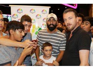 Diyarbakır'da 'Facia Üçlü' izdihamı
