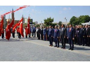 Kırşehir'de 30 Ağustos Zafer Bayramı kutlamaları