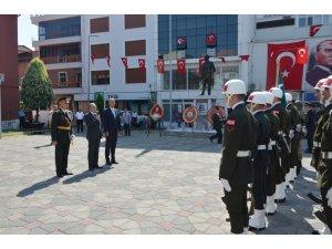 Hayrabolu'da 30 Ağustos Zafer Bayramı törenlerle kutlandı