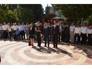 Besni'de 30 Ağustos Zafer Bayramı kutlandı