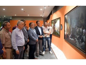 AK Parti Bursa il teşkilatı Fetih Müzesi'ni gezdi