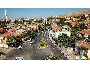 Büyükşehir'de asfalt çalışmaları