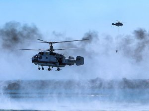 Rusya Akdeniz'de askeri tatbikat yapacak