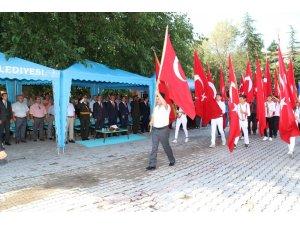 Akşehir'de 30 Ağustos Zafer Bayramı kutlamaları
