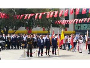 Gebze'de Zafer Bayramı'nın 96. yıldönümü coşkuyla kutlandı
