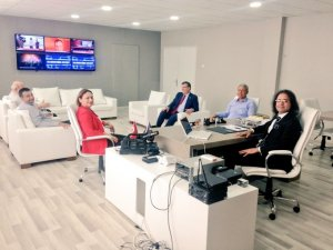 CHP Adana milletvekilleri Metro RTV'de