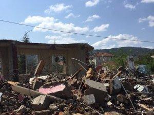 Yenipazar Devlet Hastanesi ek bina yapım çalışmaları başladı