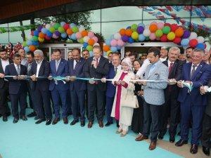 Trabzon Botanik ve Doğal Yaşam Alanı hizmete açıldı