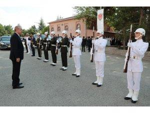 """Cumhurbaşkanı Erdoğan: """"Ordumuzun yerli ve milli vasfını güçlendireceğiz"""""""