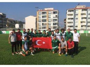 Salihli Belediyespor'da Zafer Bayramı coşkusu