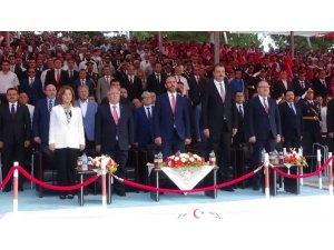 Bakan Kasapoğlu, Kütahya'da Zafer Bayramı kutlamalarına katıldı