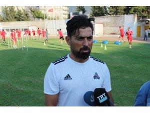 Hatayspor, Gazişehir Gaziantepspor maçı hazırlıklarını sürdürüyor