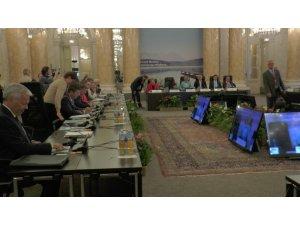 AB Ülkeleri Gayriresmi Dışişleri Bakanları Toplantısı Viyana'da başladı
