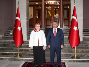 Vali Ersin Yazıcı'dan 30 Ağustos Resepsiyonu
