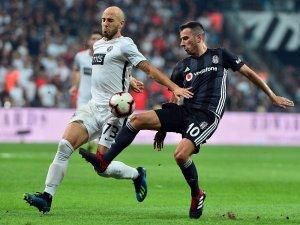 UEFA Avrupa Ligi: Beşiktaş: 3 - Partizan: 0 (Maç sonucu)