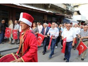 30 Ağustos Zafer Bayramı Kozlu'da coşku ile kutlandı