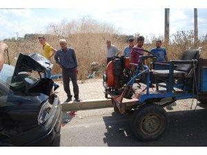 Patpat  şoförünü üzen kaza: 'Bir kara canım var'
