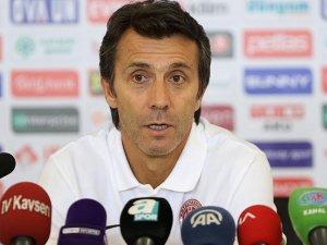 Antalyaspor Teknik Direktörü Korkmaz: Sonuna kadar devam etmek çok önemliydi