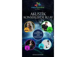 Ataşehir'de Akustik Konserleri'nin bu haftaki konuğu Tuna Kiremitçi