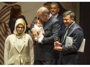 """Cumhurbaşkanı Erdoğan: """"Şu an şahsen benim sabır safhamdır ve bu sabır bir yere kadar"""" (1)"""