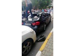 Beylikdüzü'nde aracında silahlı saldırıya uğrayan kadın hayatını kaybetti
