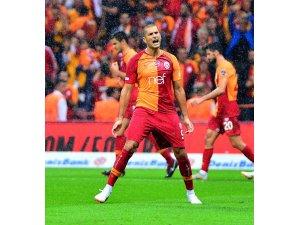 Eren bu sezon Süper Lig'in bu sezonki 100. golünü kaydetti