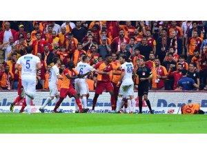 Spor Toto Süper Lig: Galatasaray: 4 - Kasımpaşa: 1 (Maç sonucu)