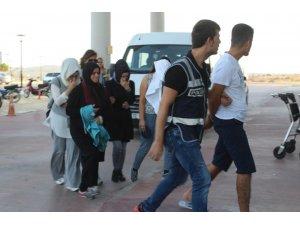 Midilli Adası'na kaçmak isteyen 4 FETÖ şüphelisi daha tutuklandı