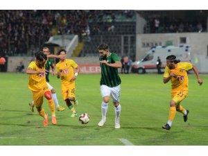 Spor Toto 1. Lig: Denizlispor: 4 - Eskişehirspor: 1
