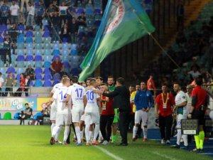 Spor Toto Süper Lig: Çaykur Rizespor: 1 - Bursaspor: 1 (Maç sonucu)