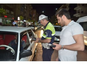Manisa'da egzoz gürültüsüne ceza yağdı