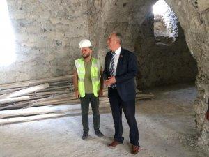 Başkan Keskin Melik Esat Camisi'ni ziyaret etti