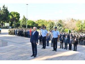 Başkan Kafaoğlu Gazileri yalnız bırakmadı