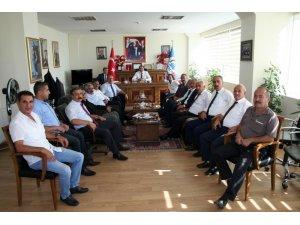 Oda başkanları toplantısı