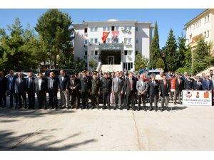 Dinar'da 19 Eylül Gaziler Günü anma programı