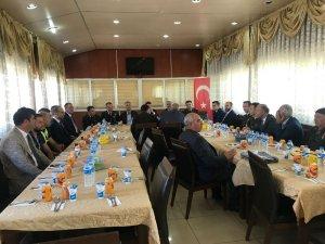 Horasan'da Gaziler Günü kutlandı