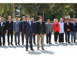 Harran'da 19 Eylül Gaziler Günü kutlaması
