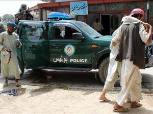 Afganistan'da Taliban saldırısı: 9 ölü