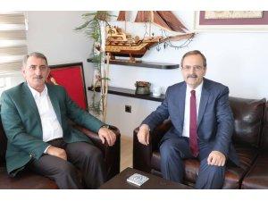 """Başkan Zihni Şahin: """"Bizler Samsun'a sevdalıyız"""""""
