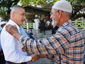 AK Parti'li Mustafa Savaş'ın Muharrem ayı mesajı