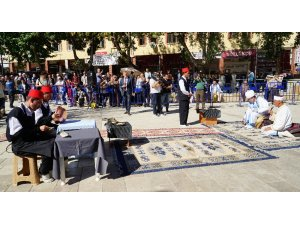 Kastamonu'da Ahilik Kültürü Haftası kutlandı
