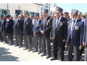 Kahta ilçesinde Gaziler Günü kutlandı