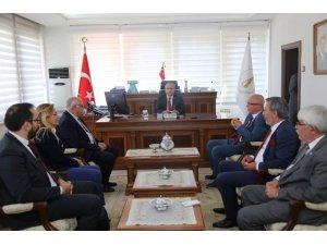 """""""Daha güçlü bir Türkiye için çalışıyoruz"""""""