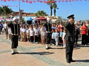 Gaziler Günü, Çeşme'de resmi törenle kutlandı
