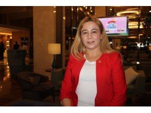 """MHP Milletvekili Esin Kara: """"Yerel seçimlerde ittifak olursa bu doğrultuda çalışırız"""""""