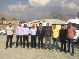 Başkan Arslan okul servis araçlarını denetledi