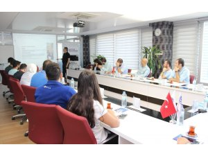 Erciyes Teknopark'ta hızlı ve etkili problem çözme tekniği eğitimi düzenlendi