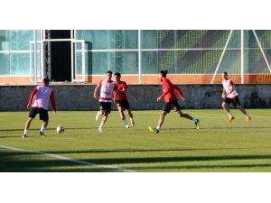 Kayserispor, Atiker Konyaspor maçı hazırlıklarını sürdürdü